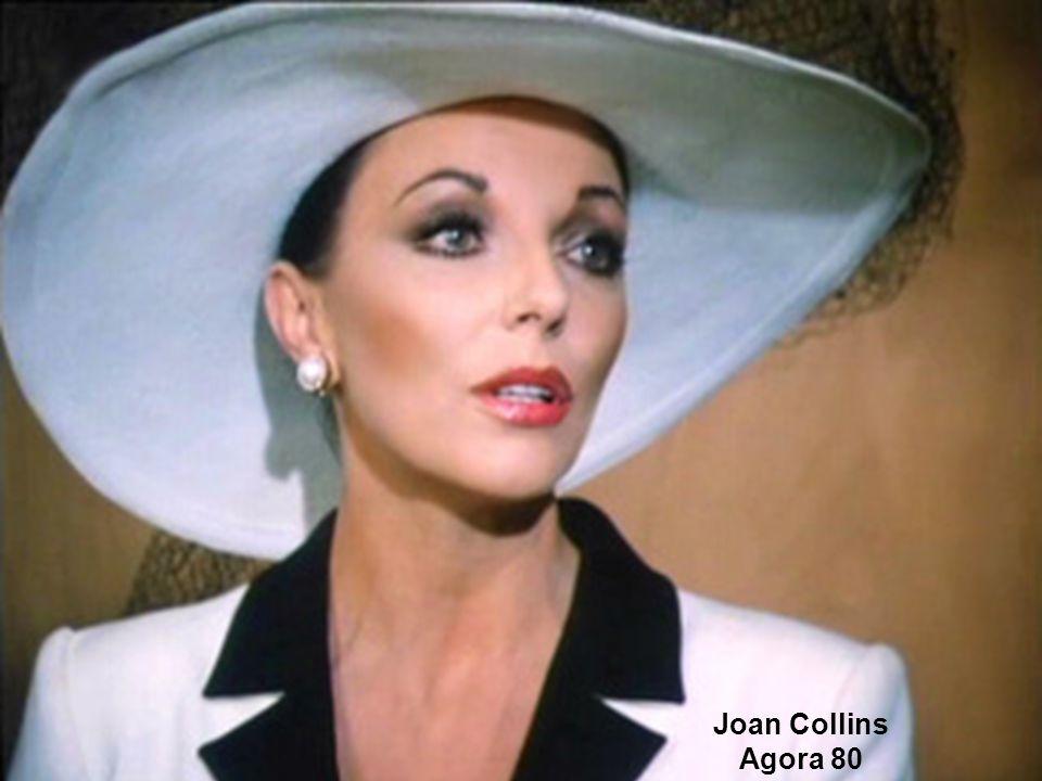 Joan Collins Agora 80