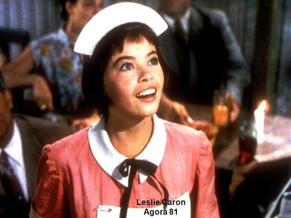 Leslie Caron Agora 81