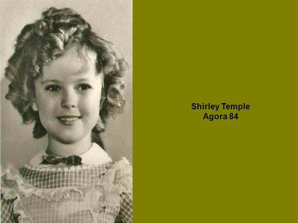 Shirley Temple Agora 84
