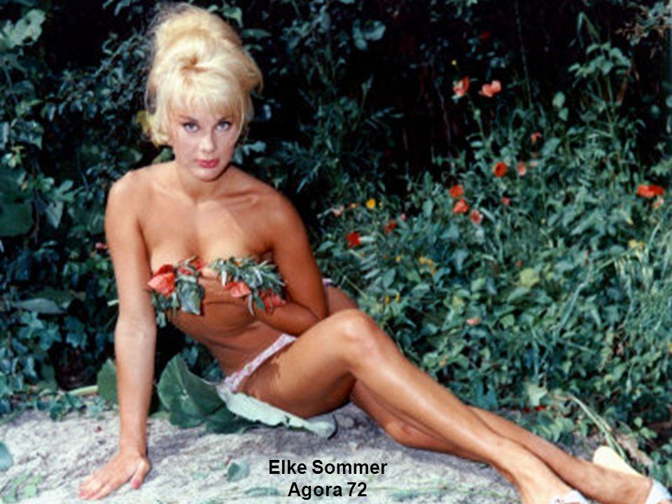 Elke Sommer Agora 72
