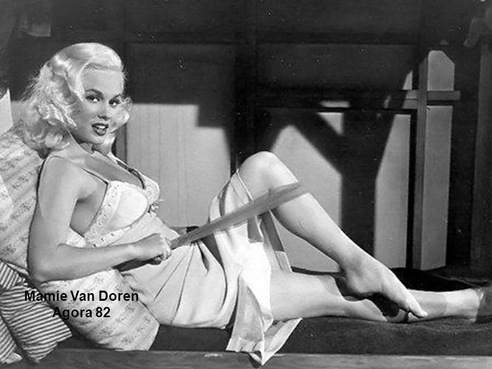 Mamie Van Doren Agora 82