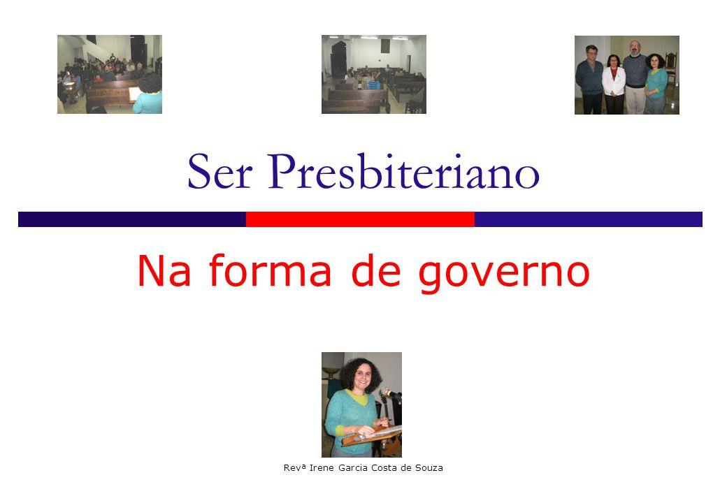 Revª Irene Garcia Costa de Souza