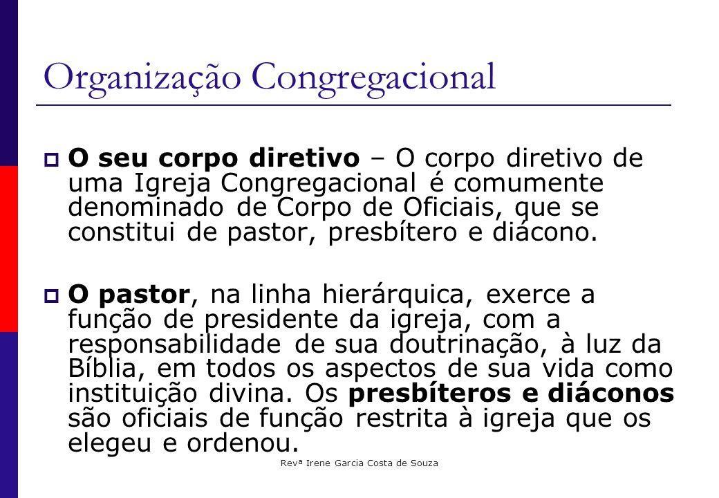 Organização Congregacional