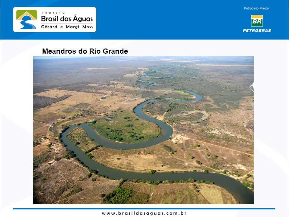Meandros do Rio Grande