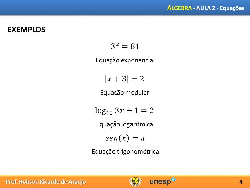 Equação trigonométrica