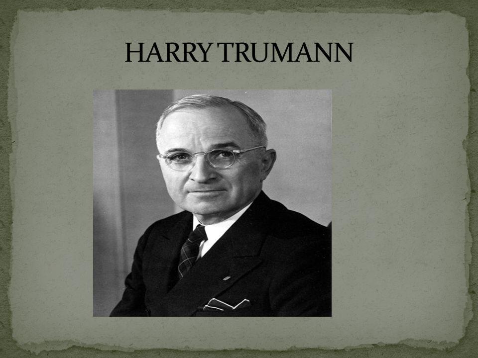 HARRY TRUMANN