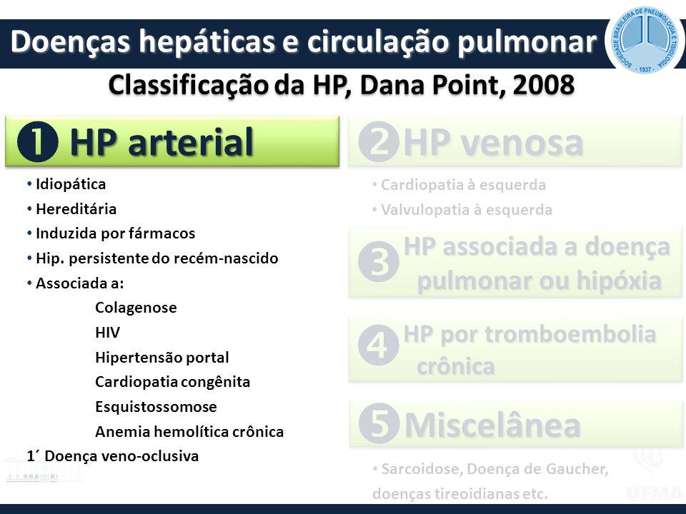      HP arterial HP venosa Miscelânea