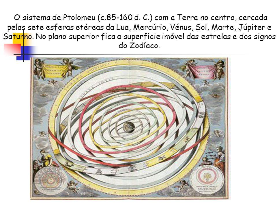 O sistema de Ptolomeu (c. 85-160 d. C