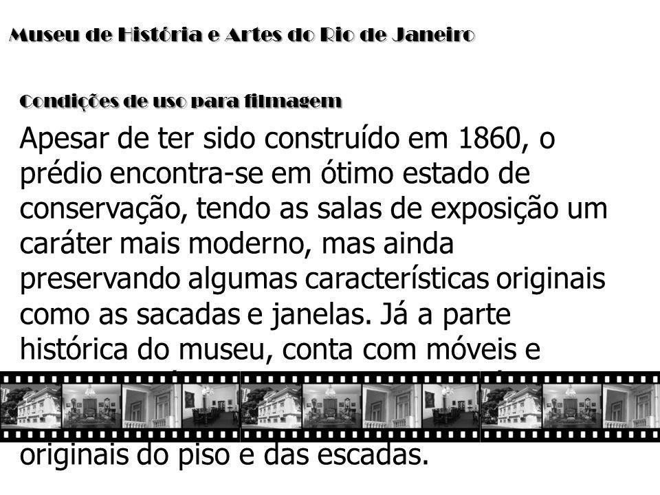 Museu de História e Artes do Rio de Janeiro