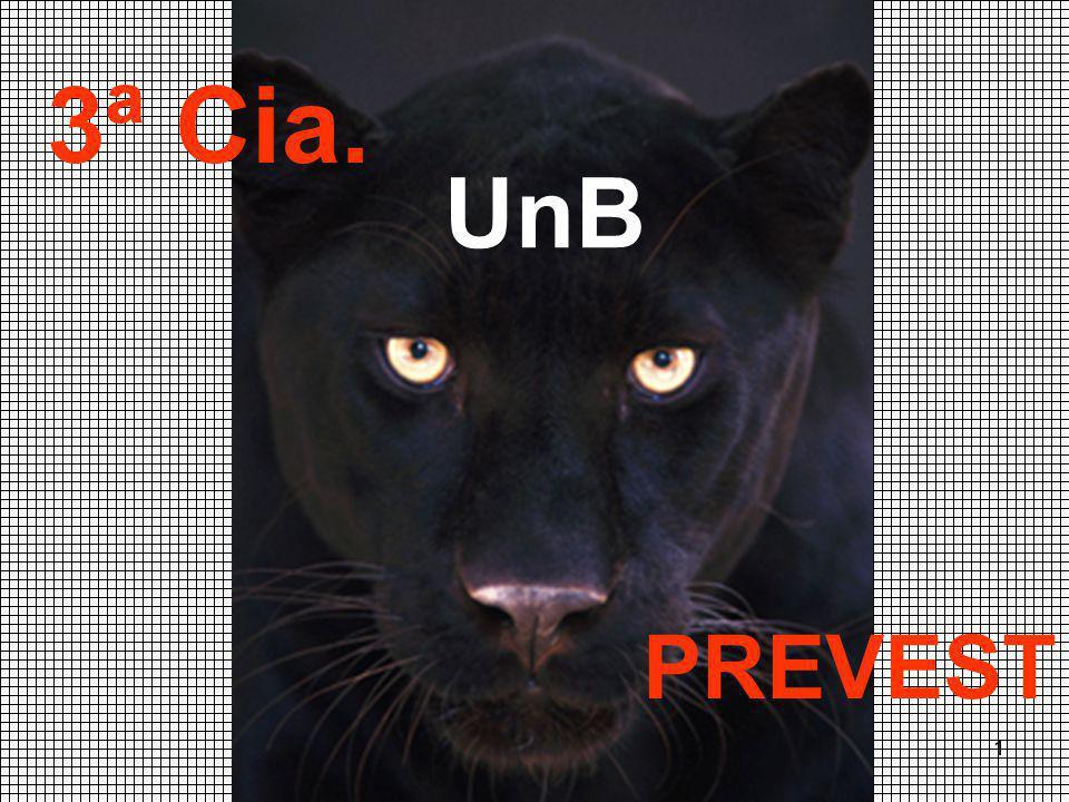 3ª Cia. UnB PREVEST 1