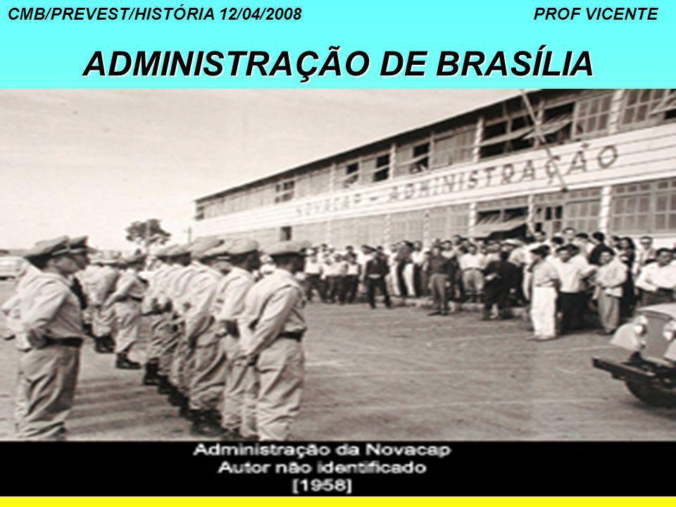 ADMINISTRAÇÃO DE BRASÍLIA