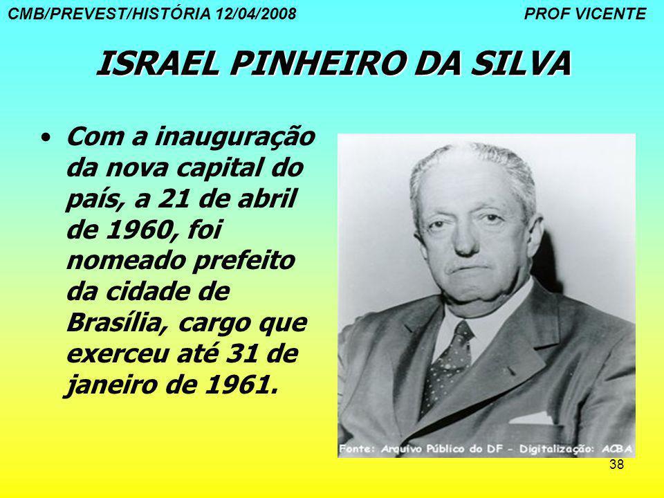 ISRAEL PINHEIRO DA SILVA
