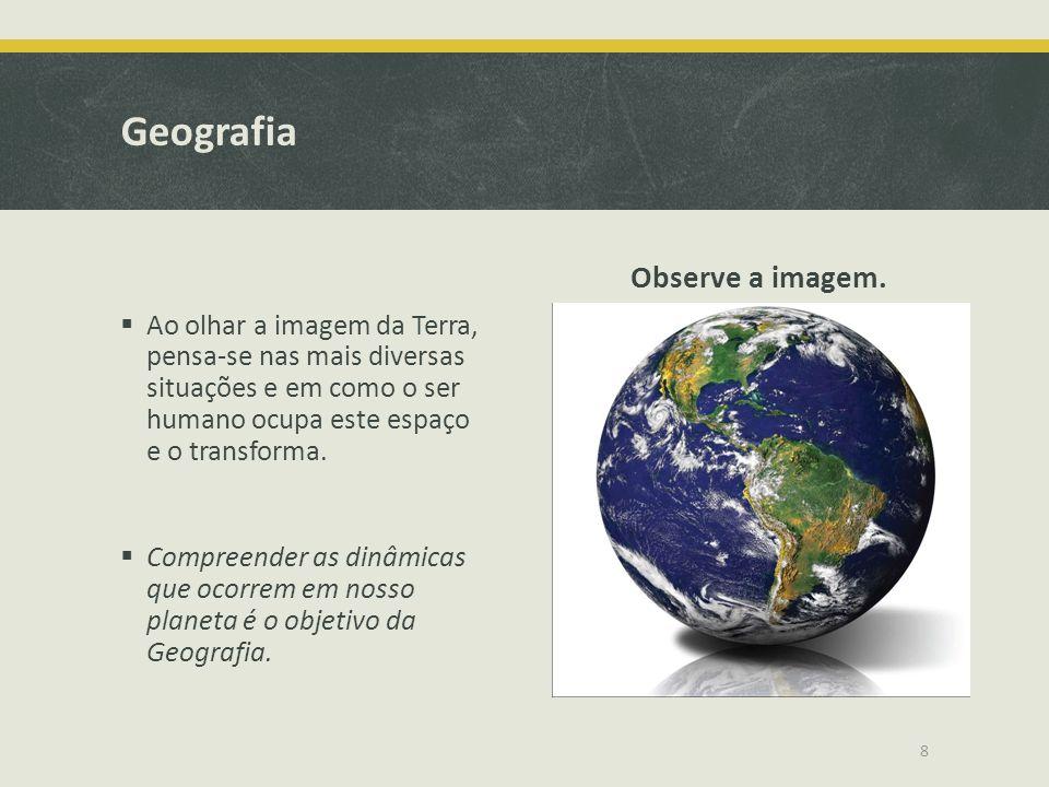 Geografia Observe a imagem.