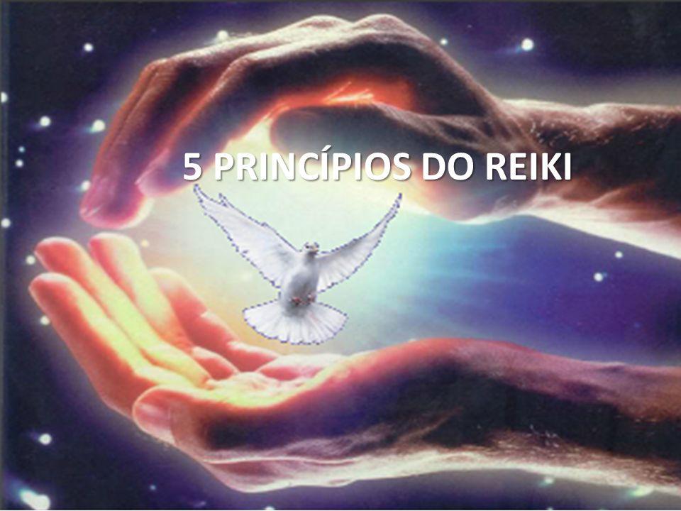 5 PRINCÍPIOS DO REIKI