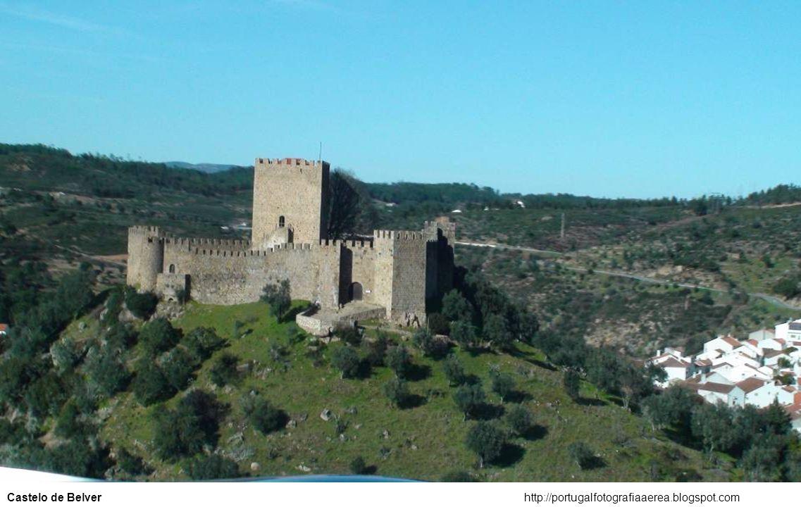 Castelo de Belver http://portugalfotografiaaerea.blogspot.com