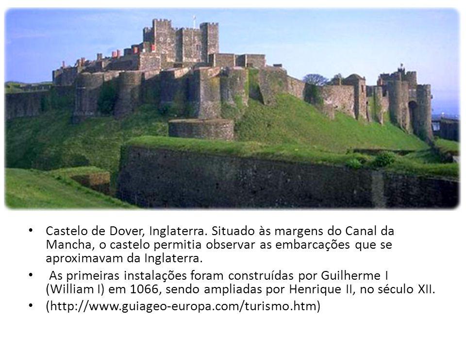 Castelo de Dover, Inglaterra