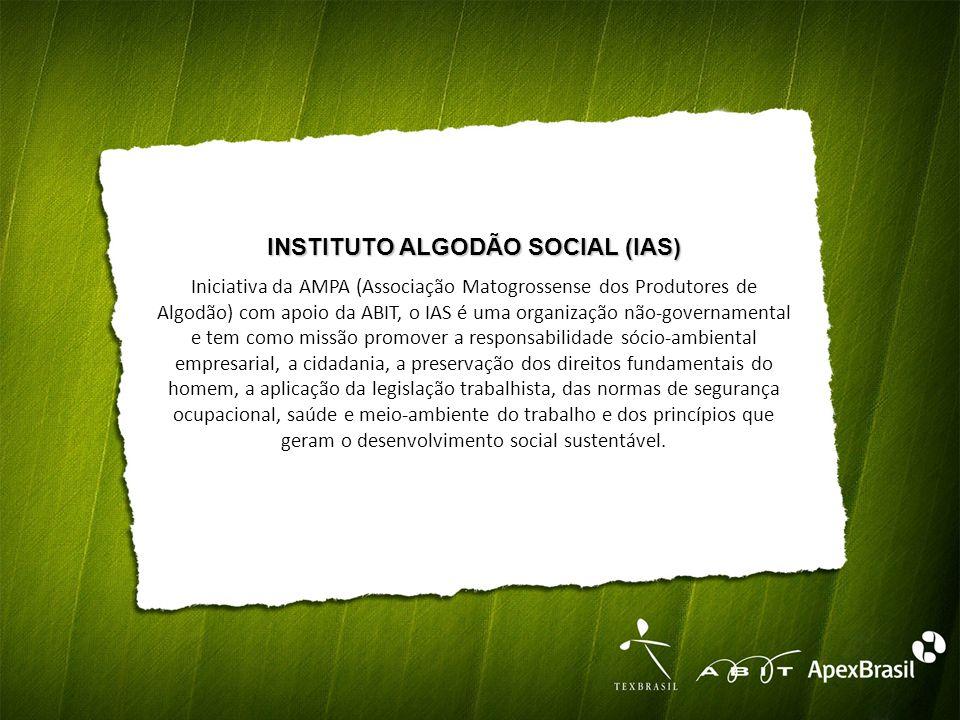 INSTITUTO ALGODÃO SOCIAL (IAS)