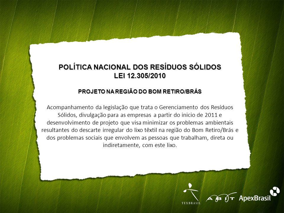 PROJETO NA REGIÃO DO BOM RETIRO/BRÁS