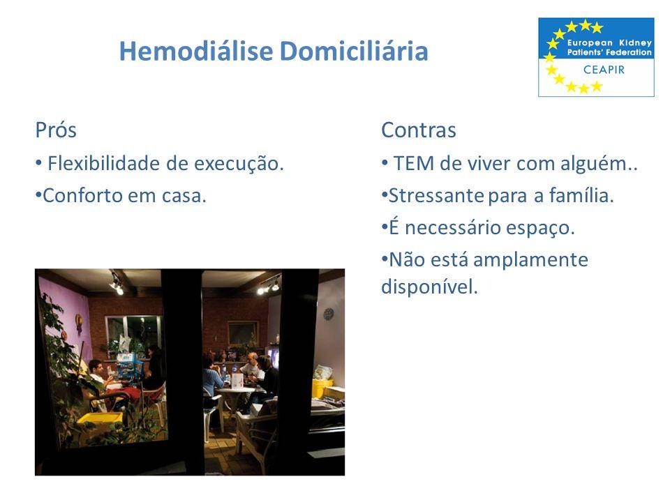 Hemodiálise Domiciliária