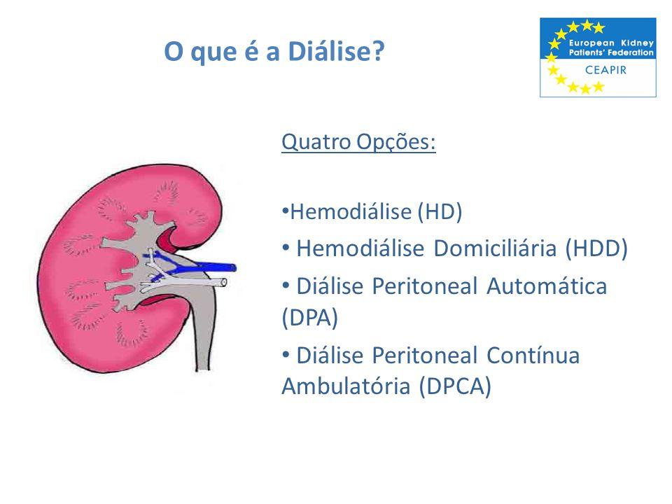 O que é a Diálise Hemodiálise Domiciliária (HDD)