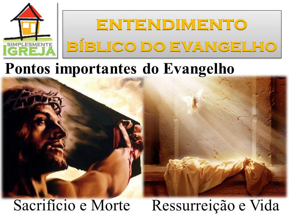 entendimento bíblico do evangelho Pontos importantes do Evangelho