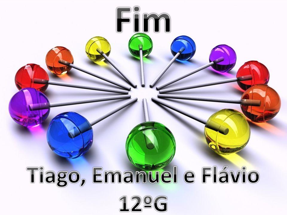 Fim Tiago, Emanuel e Flávio 12ºG