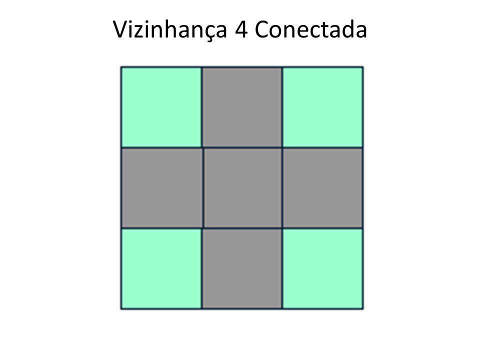 Vizinhança 4 Conectada
