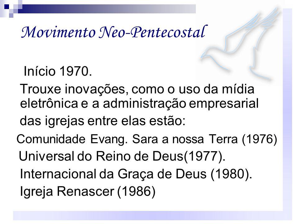 Movimento Neo-Pentecostal