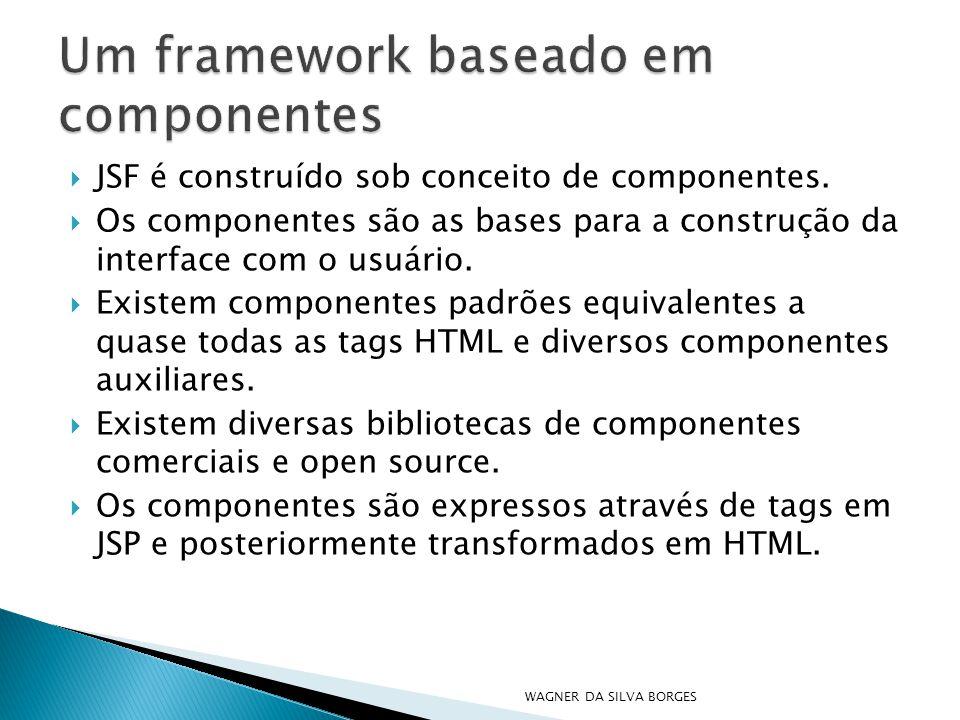 Um framework baseado em componentes