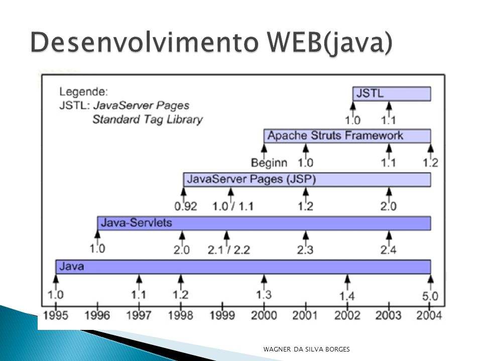 Desenvolvimento WEB(java)