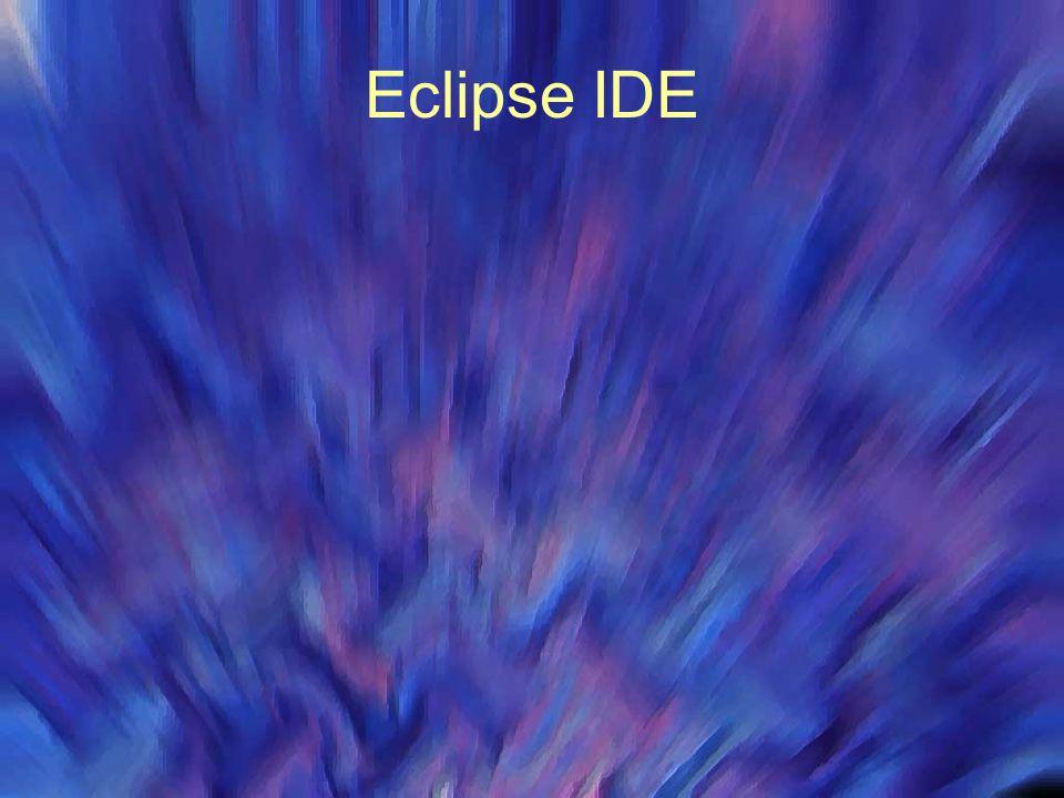 Eclipse IDE Distribuição gratuita Suporte à UML