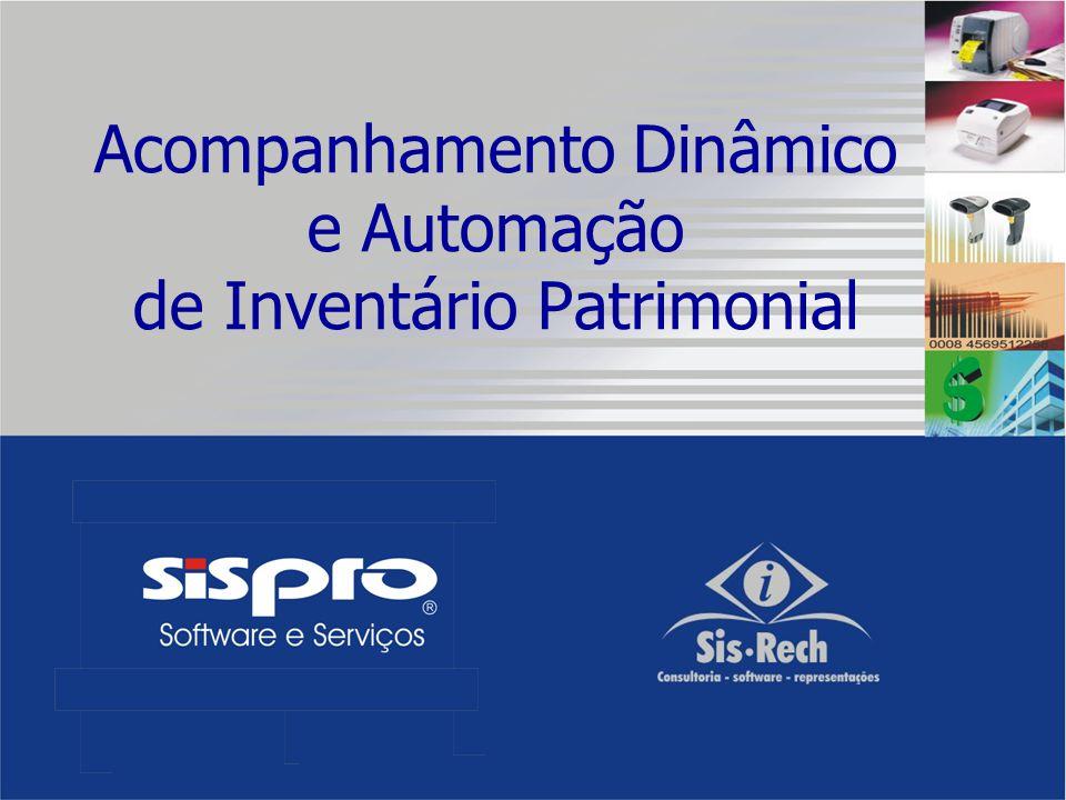 Acompanhamento Dinâmico e Automação de Inventário Patrimonial