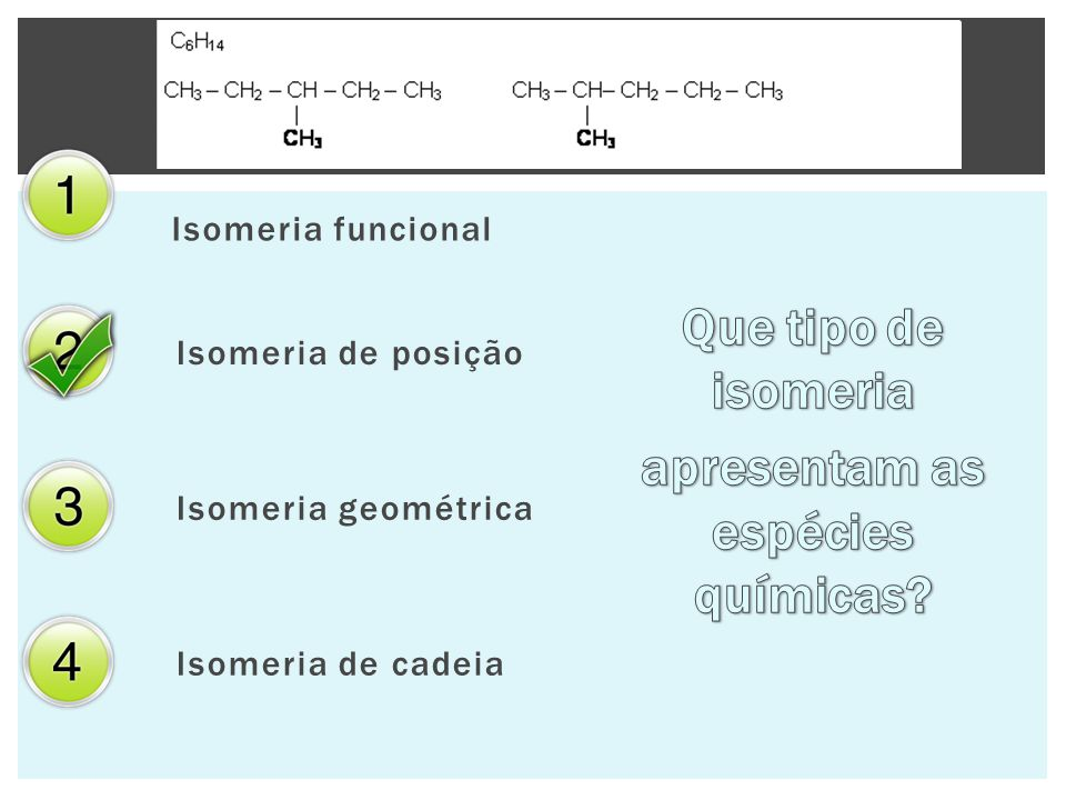 apresentam as espécies químicas