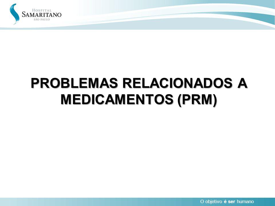 PROBLEMAS RELACIONADOS A MEDICAMENTOS (PRM)