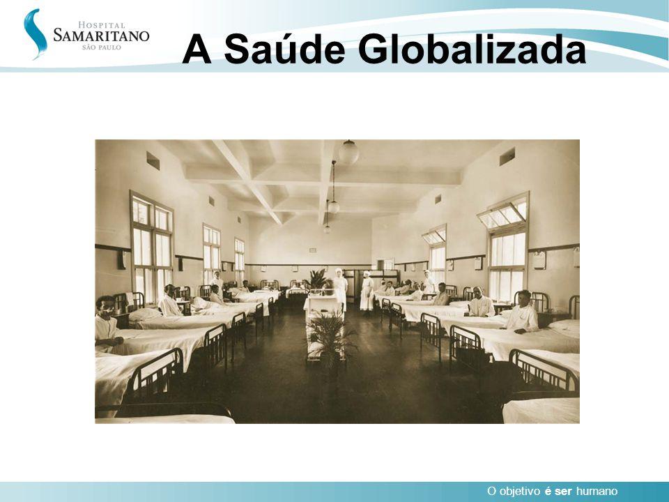 A Saúde Globalizada