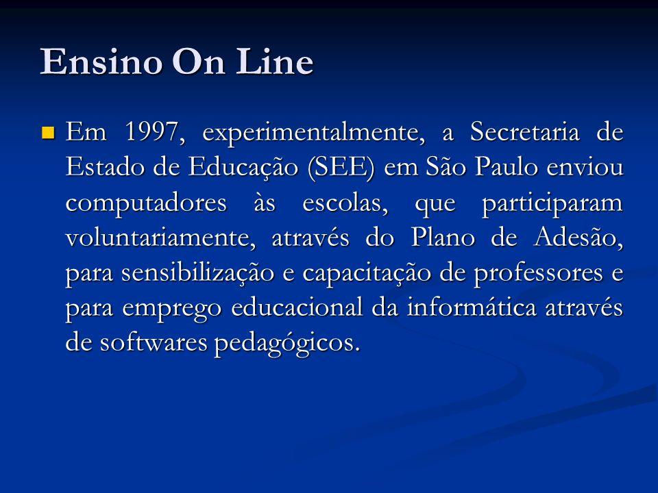 Ensino On Line