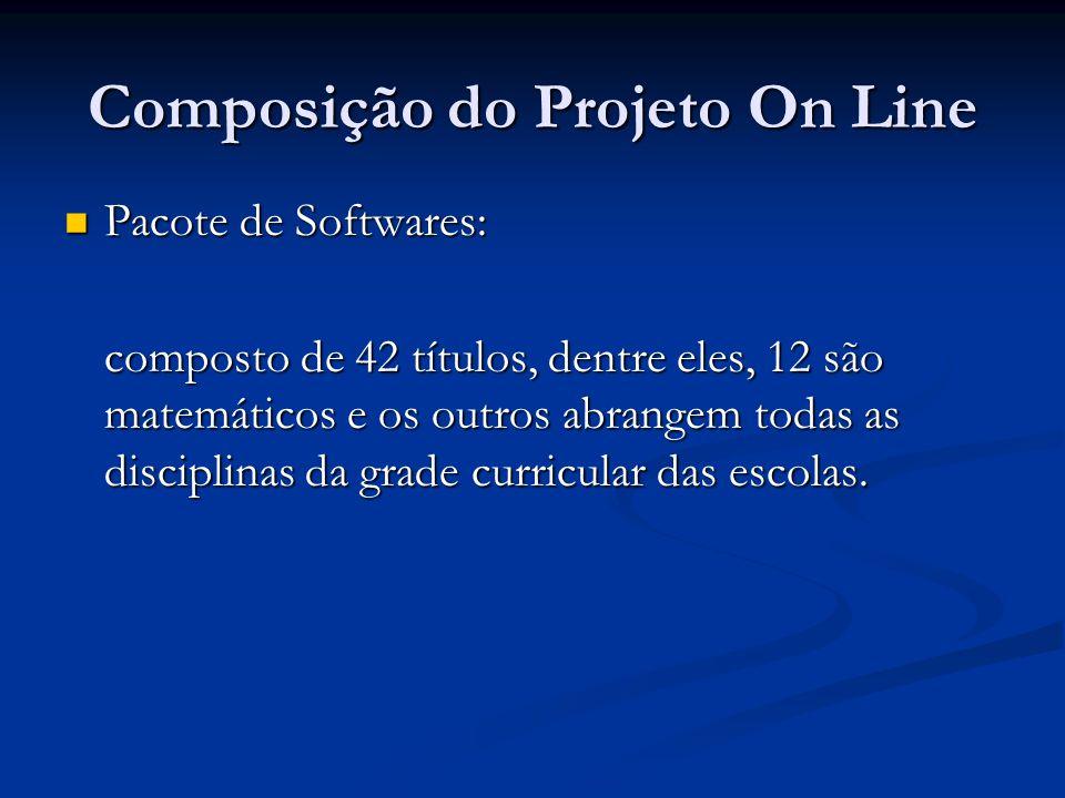 Composição do Projeto On Line