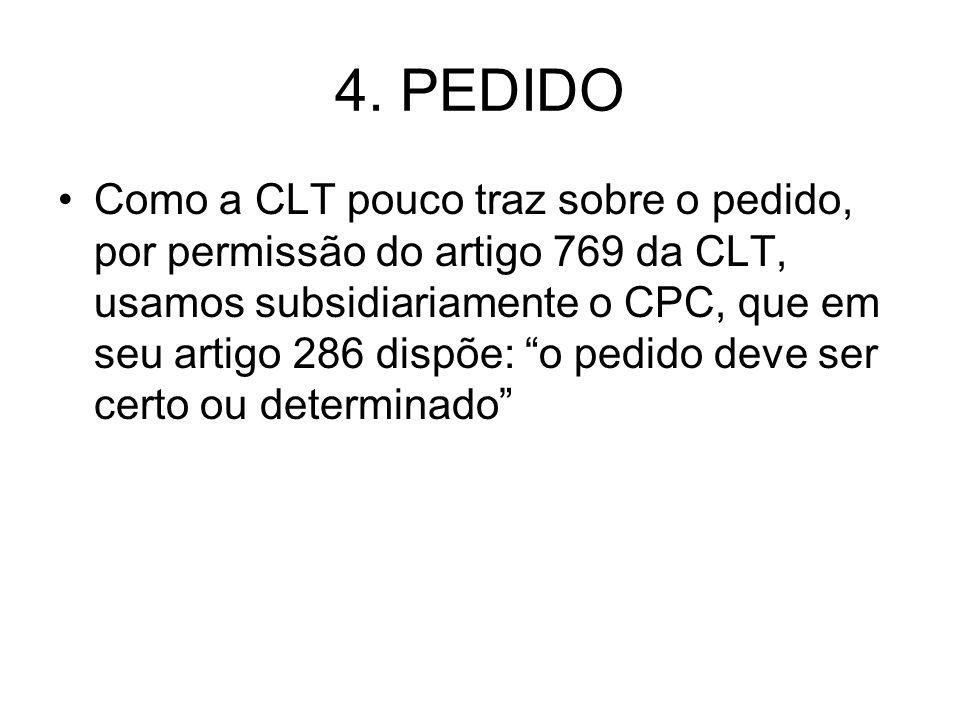 4. PEDIDO