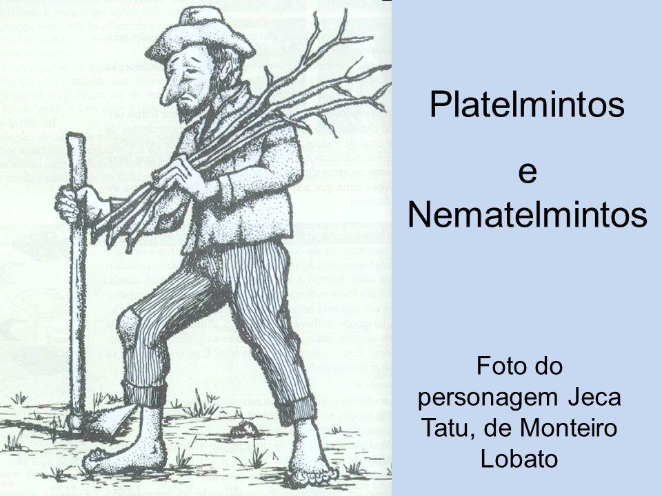 Foto do personagem Jeca Tatu, de Monteiro Lobato