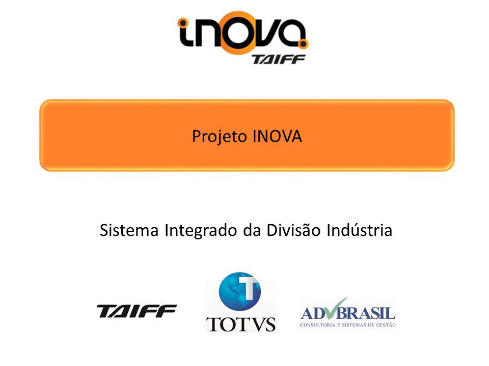 Sistema Integrado da Divisão Indústria