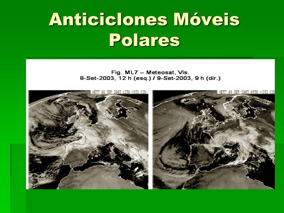 Anticiclones Móveis Polares