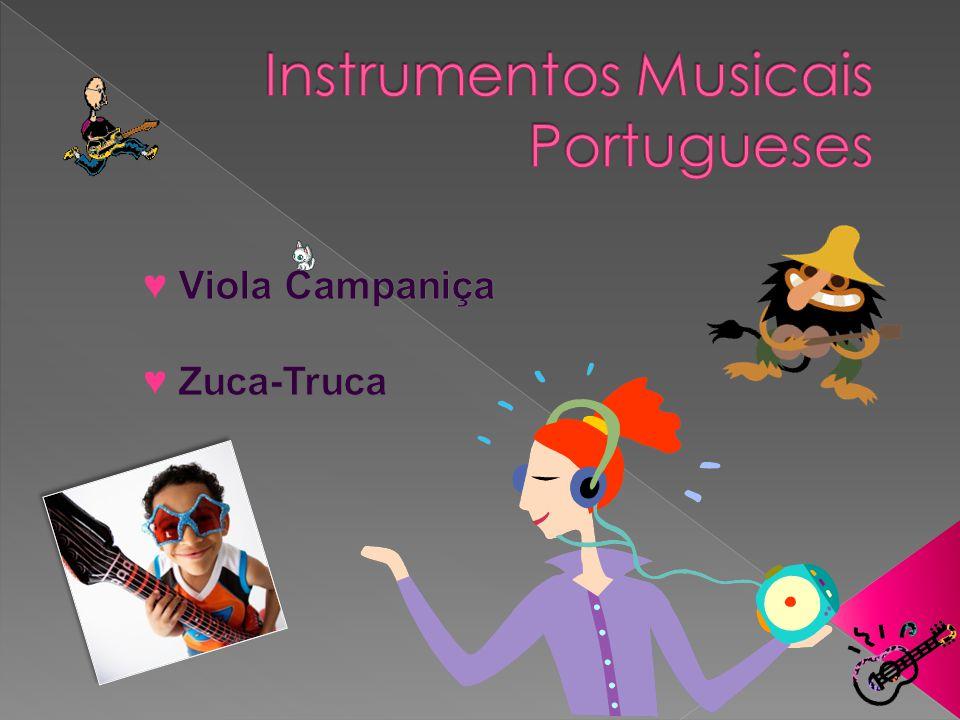 Instrumentos Musicais Portugueses