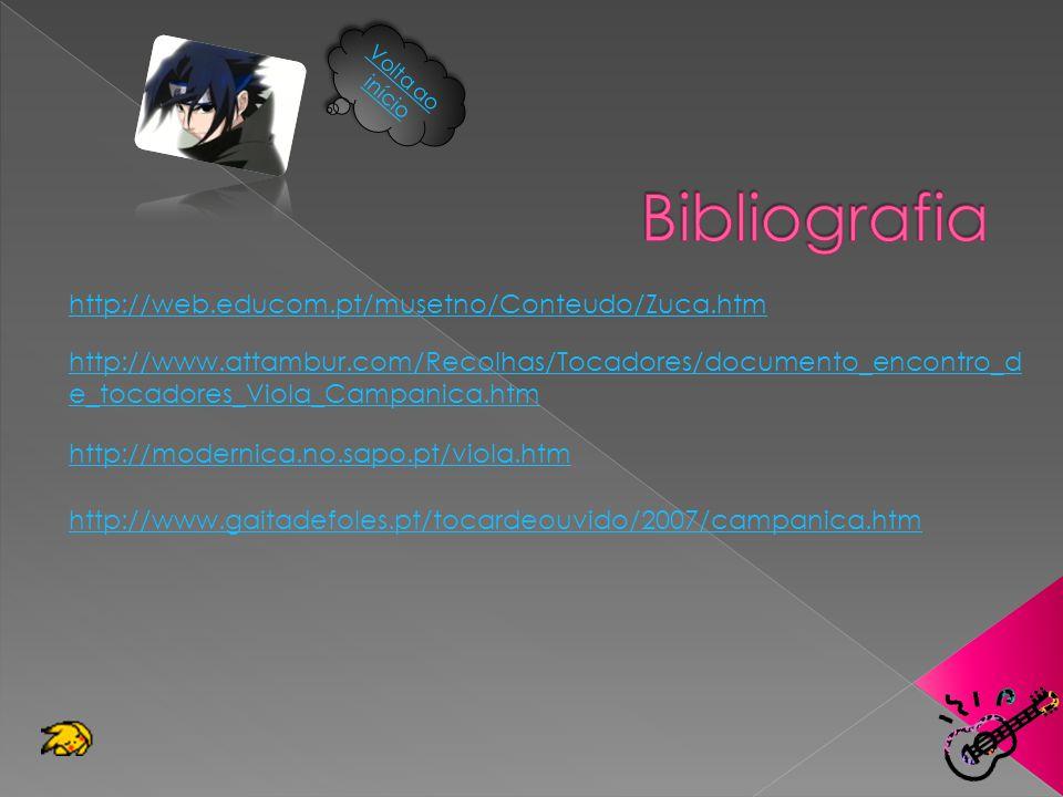Bibliografia http://web.educom.pt/musetno/Conteudo/Zuca.htm