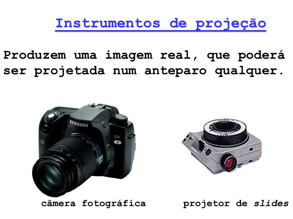Instrumentos de projeção