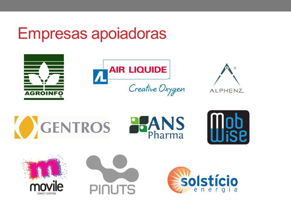 Empresas apoiadoras