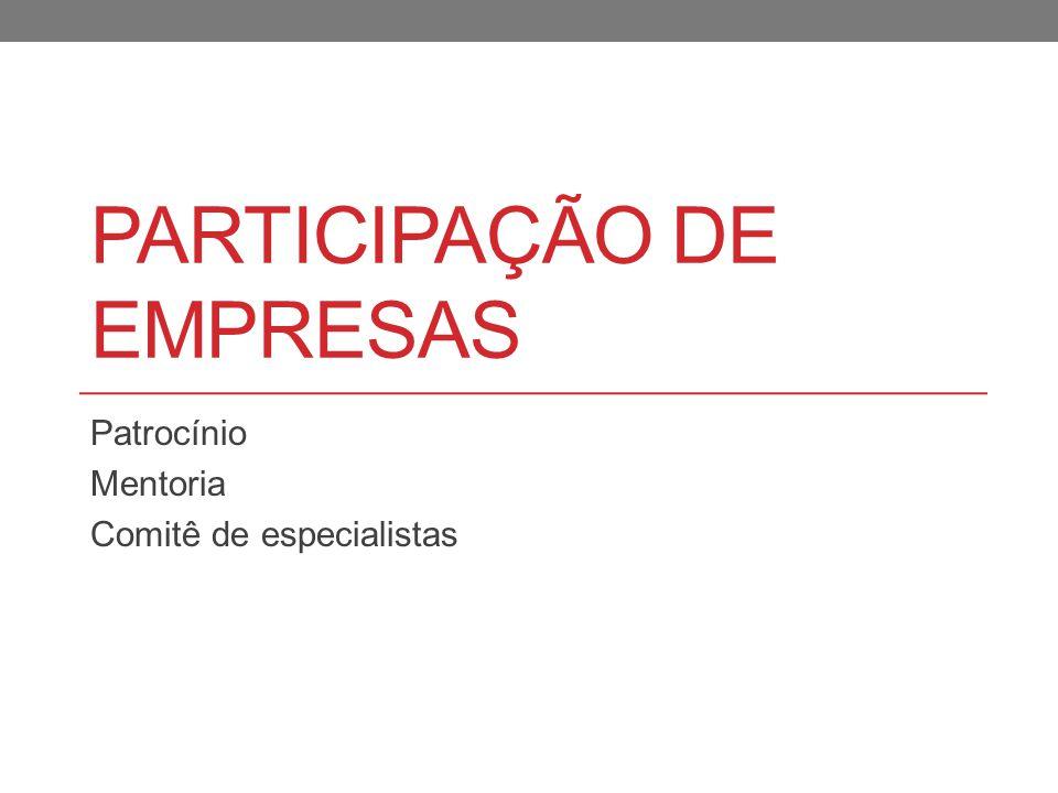 Participação de empresas