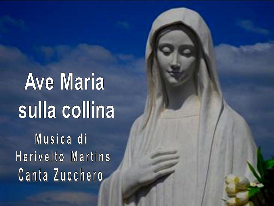 Ave Maria sulla collina Ave Maria no morro