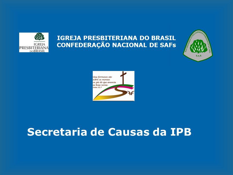 Secretaria de Causas da IPB