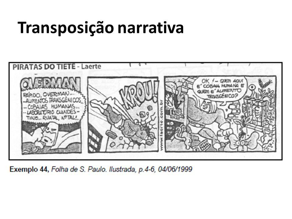 Transposição narrativa