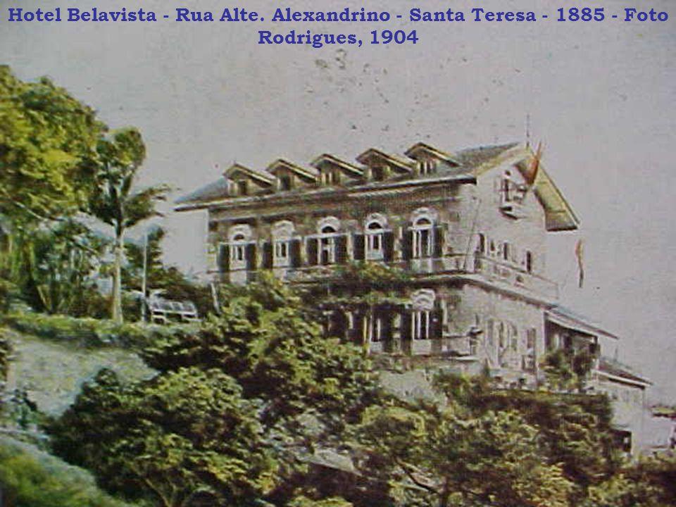 Hotel Belavista - Rua Alte